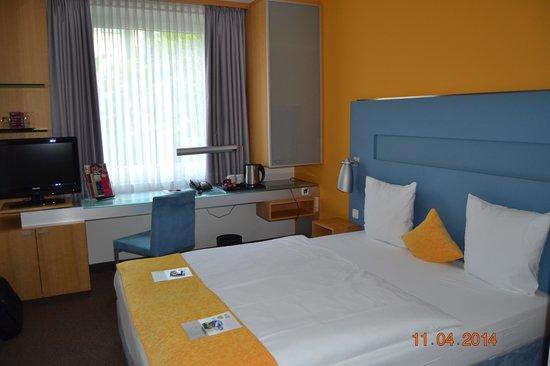 Mercure Hotel Duesseldorf City Nord: Habitacion Standar