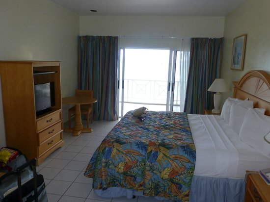 Maria's by the Sea : King room with balcony