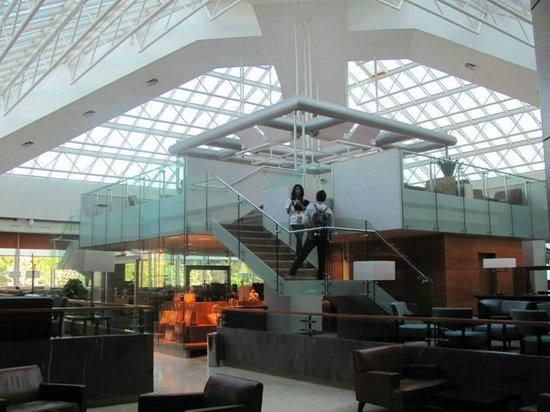 Ergife Palace Hotel : Lobby