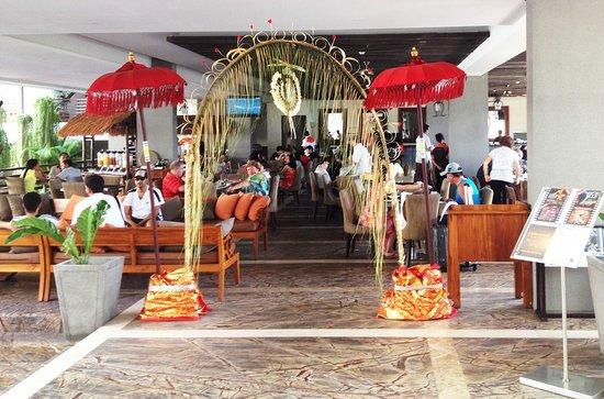 Sun Island Hotel Kuta: Restaurante