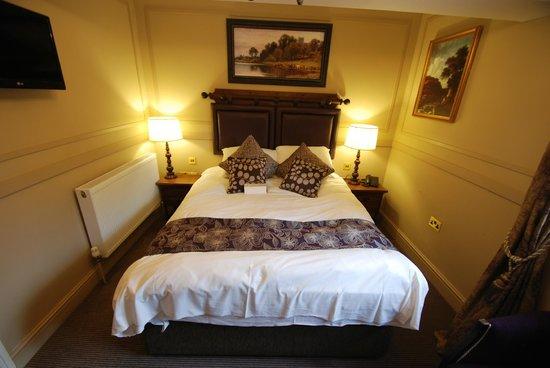 Hotel Ryde Castle: Lovely bedroom No.2