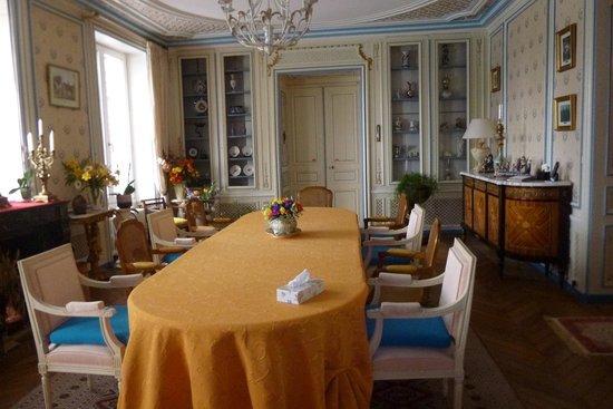 Le Château des Arches : la salle