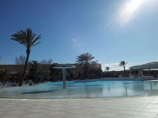 Saphir Palace & Spa: Pool