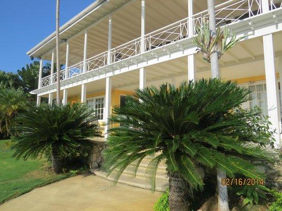 Polkerris Bed and Breakfast: 2 storey hotel