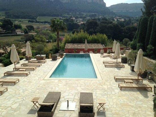 Maison 9 : Pool Area