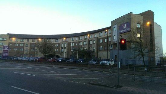 Premier Inn Glasgow City Centre South Hotel: Pret Inn 80 Ballater St. Glasgow