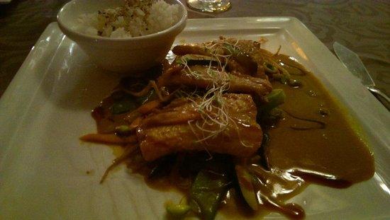 Catalonia Royal Bavaro : Excelente comida tailandesa !