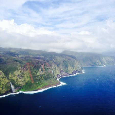Blue Hawaiian Helicopters - Waikoloa : Blue Hawaiian Helicopter Tours Waikoloa