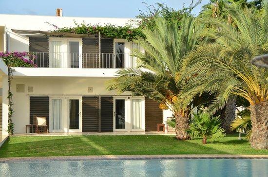 Hotel Dunas de Sal: Garden & Rooms