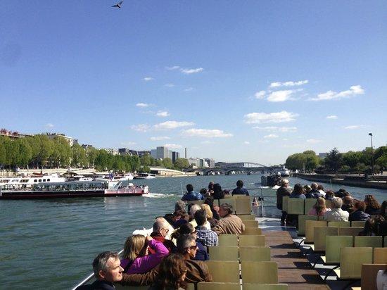 River Seine : Seine River cruise