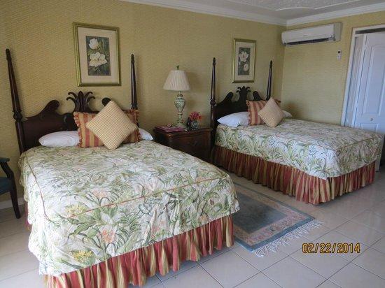 Polkerris Bed and Breakfast: Room