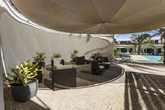 Hotel Dunas de Sal: Lounge Bar