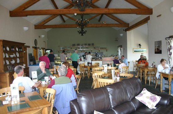 Wellington Farm Cafe & Tearooms: Our new refurbished cafe