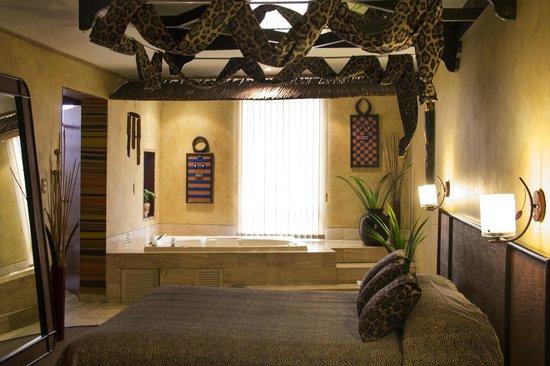 Hotel Park Suites: Suite África