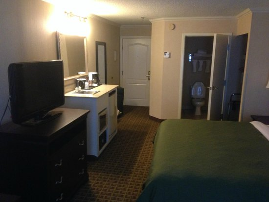 Country Inn & Suites By Carlson, Atlanta Airport North : Room 216