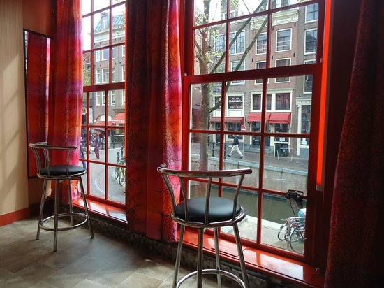 Museum of Prostitution - Red Light Secrets: dare to sit behind the window...