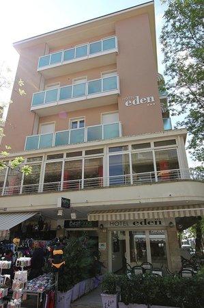 Hotel Eden: Hotel