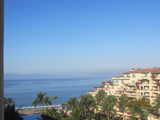 Velas Vallarta : Velas resort and ocean view
