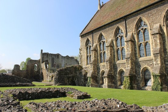 St. Augustine's Abbey: The Abbey