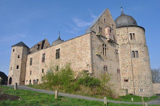 Dornröschenschloss Sababurg: Visit to the historic caste