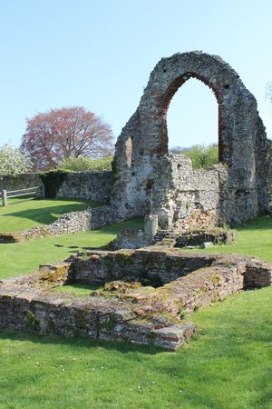 St. Augustine's Abbey: One of the Arches
