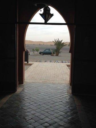 Riad Madu: entrada