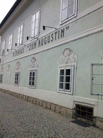 Bierhaus zum Augustin: Sum augustin