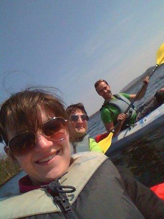 Balmaha Bunkhouse: On the lake - fun!