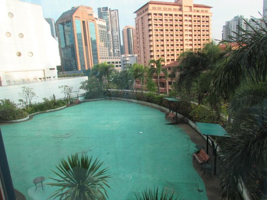 Orchard Hotel Singapore: Exercise area at hotel