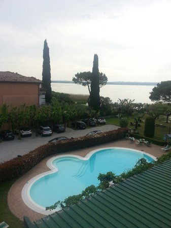 Hotel Miramar: Vista camera basic