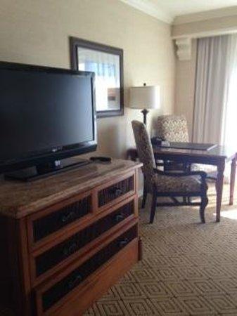 Hyatt Regency Huntington Beach Resort & Spa : Bedroom