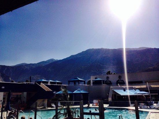 Hard Rock Hotel Palm Springs : Best birthday weekend!