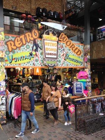 Camden Market: Stables