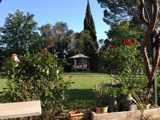 Le Temps des Olives : Jardim