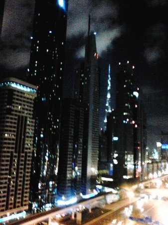 Four Points by Sheraton Sheikh Zayed Road, Dubai : View from my balcony