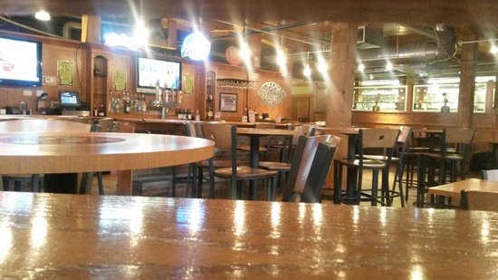 Pearl City Chophouse : Bar area of Chop House