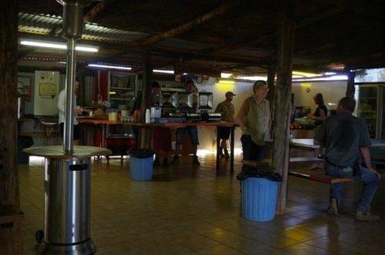 Kings Creek Station : Breakfast is Served