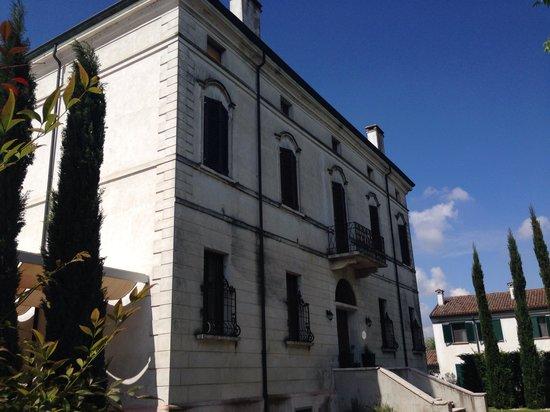 Residenza La Villa: La villa