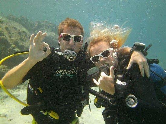 Free Diving Caribbean: Examenduik mooi afgesloten