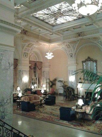 Hermitage Hotel: Lobby