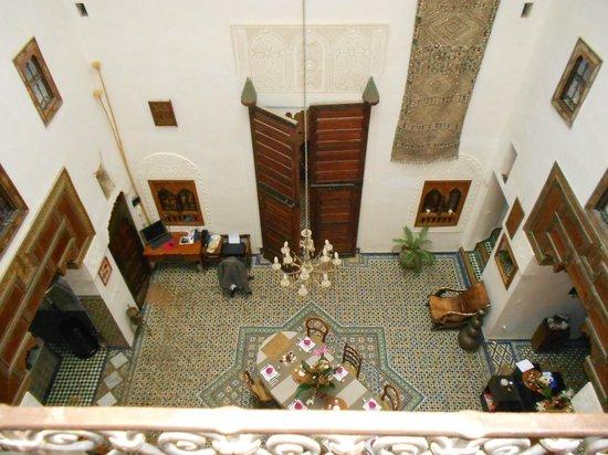 Dar Melody: Hall del Dar.