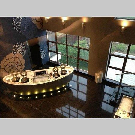 Le Meridien Xiamen: Executive lounge