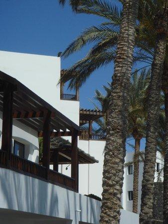 Hesperia Lanzarote: Hotel detail