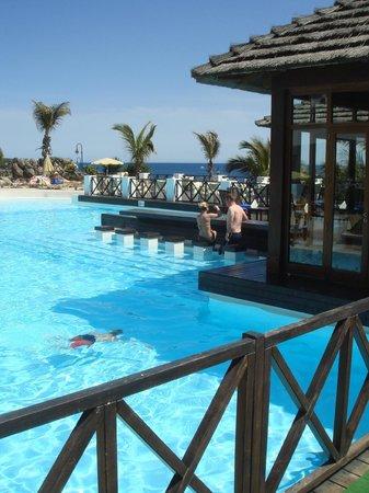 Hesperia Lanzarote: Pool Bar at the Drago Bar