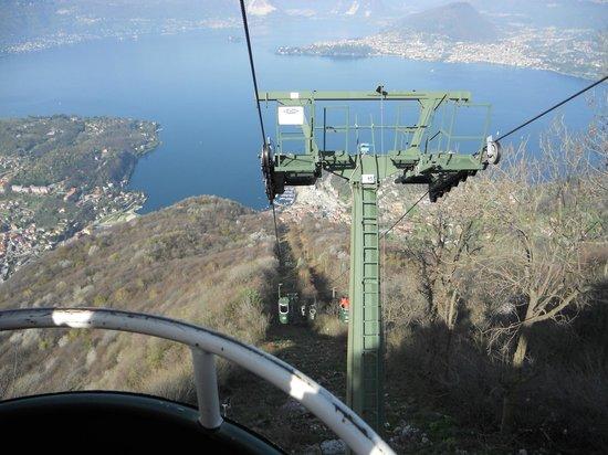 Funivie del Lago Maggiore: Bidonvia
