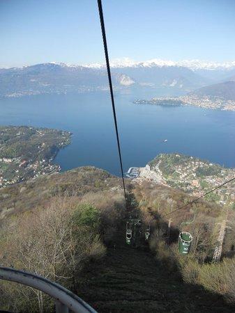 Funivie del Lago Maggiore: Vista