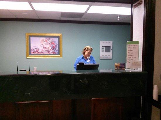 Lexington Suites of Jonesboro: Jenny