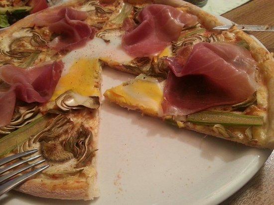 Da Romeo: Pizza