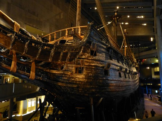 Vasa-Museum: The Vasa Ship