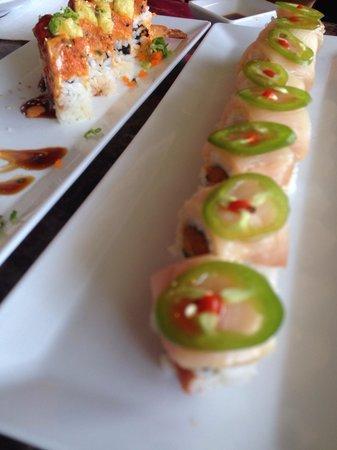 Sushi Tomo : Mmmm